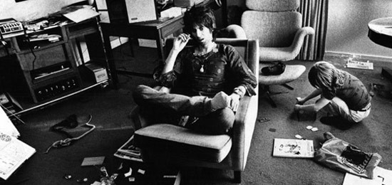 Keith Richards: Prince of darkness