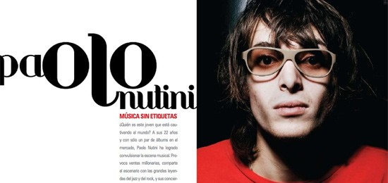 Paolo Nutini. Music without labels